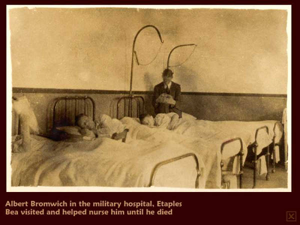 Resultado de imagen para the death bed siegfried sassoon