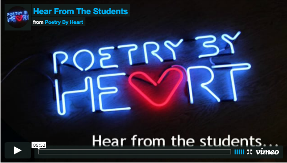 Poetry By Heart – The Movie