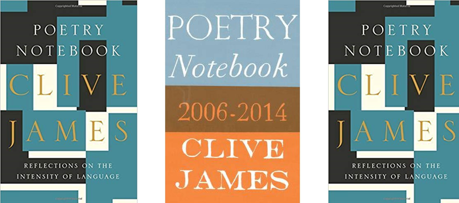 Clive James on the power of poetry to lodge in our memories